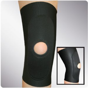KNEE SLEEVE, OPEN