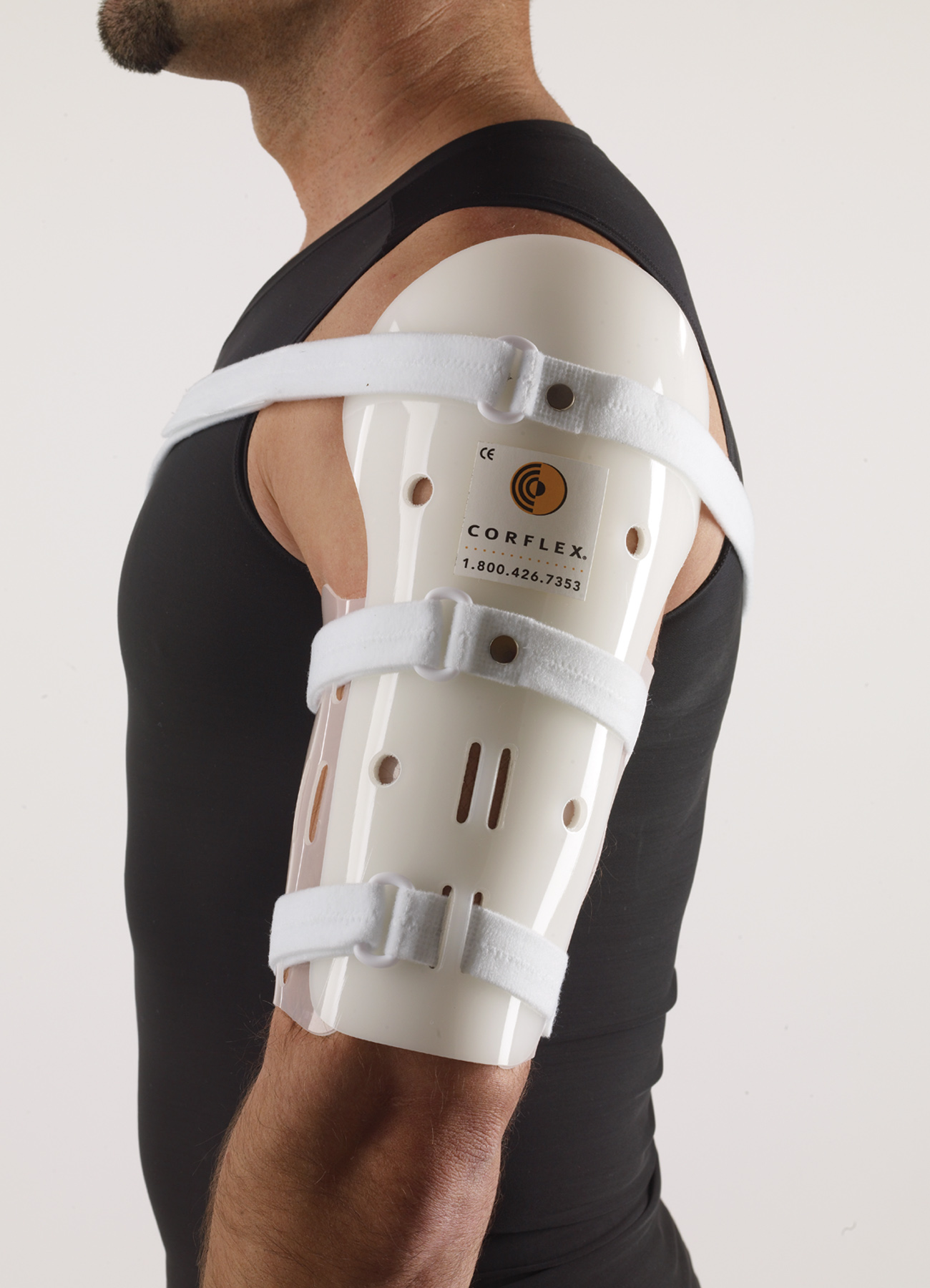 Extended Length Humeral Splint See The Trainer