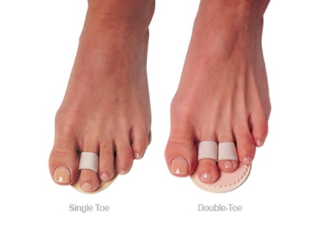 Budin Hammer Toe Splint - See The Trainer