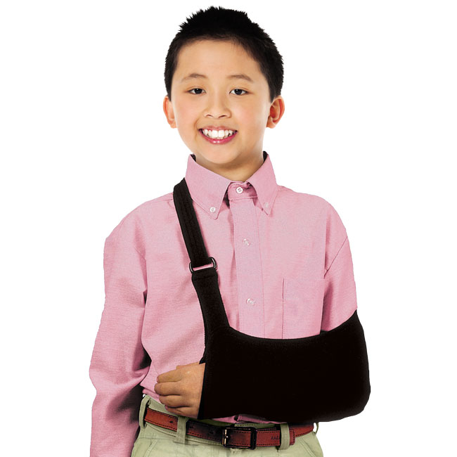 Child Pediatric Ultimate Arm Sling See The Trainer